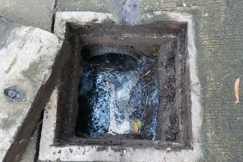 Blocked Sewer Drain Unblocked in Gillingham Kent